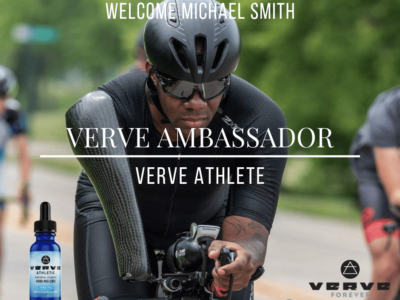 WELCOME Michael Smith Athlete