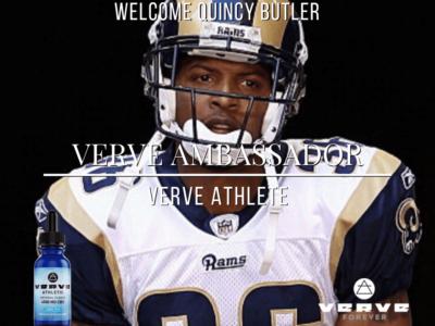 WELCOME Quincy Butler